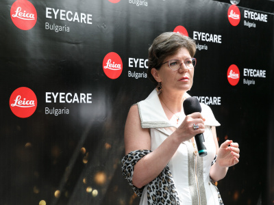 Top M3 Projects for 2019: Exclusive Launch of Leica Eyecare in Bulgaria