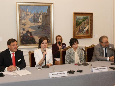 Exclusive Introduction of Russian Impressionism to Bulgaria
