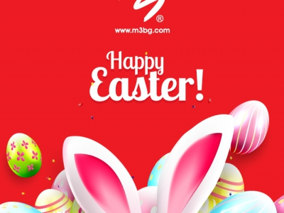 Happy Easter from the M3 Team!