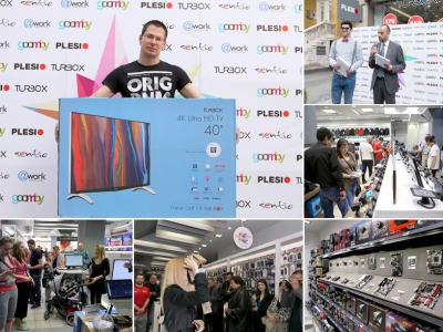 Plesio ReNew: New Generation Tech Shopping in the Heart of Sofia