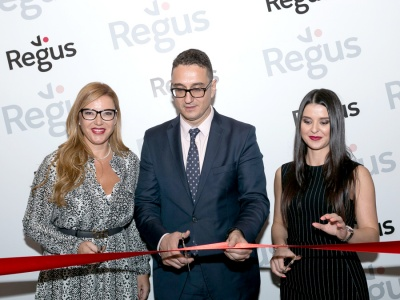 Regus' New Office Center in Sofia