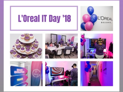 L'Oreal IT Day: All IT Questions Allowed