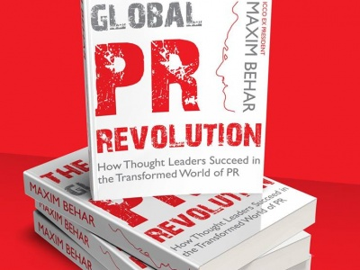 The Global PR Revolution at The London Book Fair