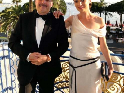 Maxim Behar made a memorable appearance in Cannes