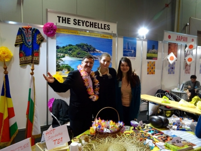 Republic of Seychelles Took Part in the 21st Charity Bazaar