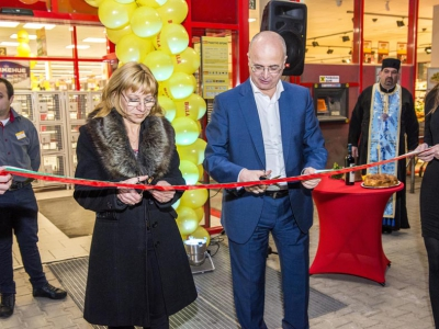 BILLA and M3 with Unique Triple Store Opening in Sofia and Varna