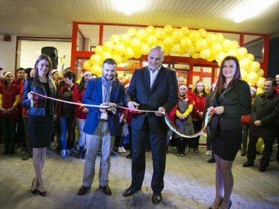 BILLA and M3 Opened Two New Supermarkets in Sofia and Pomorie