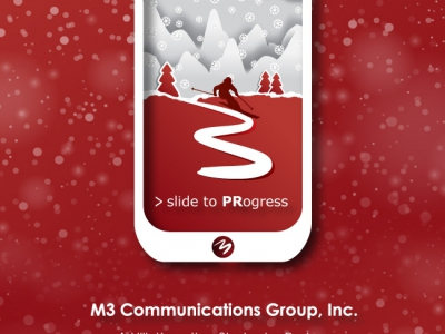 M3 Team Wishes You Warm Holidays and Great 2016!