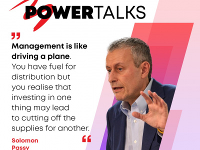 M3 Power Talks with Bulgaria's Former Foreign Minister Solomon Passy
